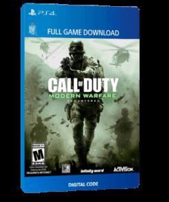 خرید بازی دیجیتال Call of Duty 4 Modern Warfare Remastered برای PS4