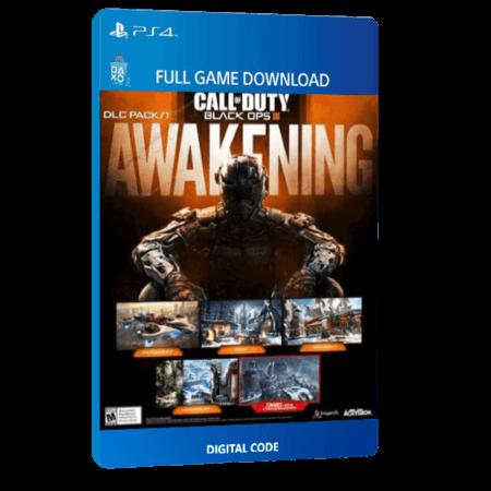 خرید DLC دیجیتال بازی دیجیتال Call of Duty Black Ops III Awakening برای PS4