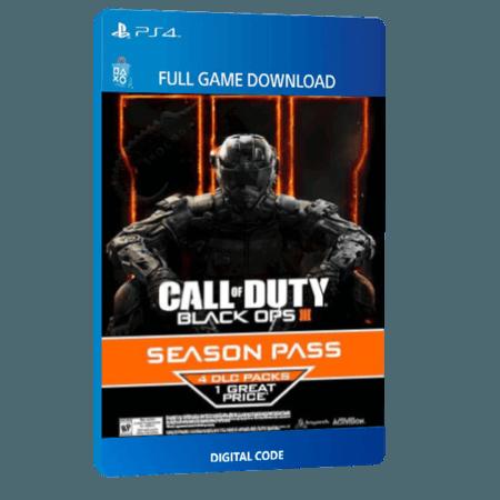 خرید Season Pass دیجیتال بازی دیجیتال Call of Duty Black Ops III برای PS4