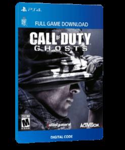 خرید بازی دیجیتال Call of Duty Ghosts برای PS4