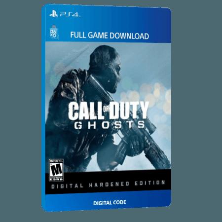 خرید بازی دیجیتال Call of Duty Ghosts Hardened Edition برای PS4