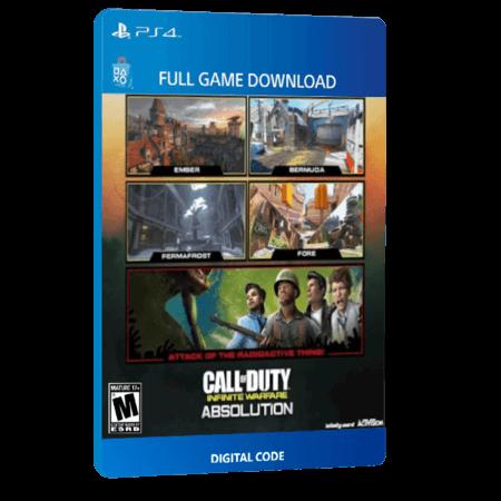 خرید DLC بازی دیجیتال Call of Duty Infinite Warfare Absolution
