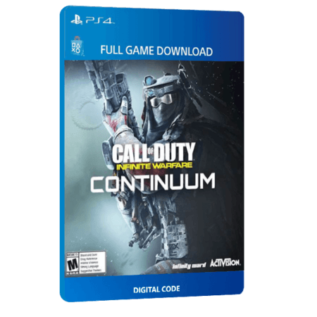 خرید DLC بازی دیجیتال Call of Duty Infinite Warfare Continium