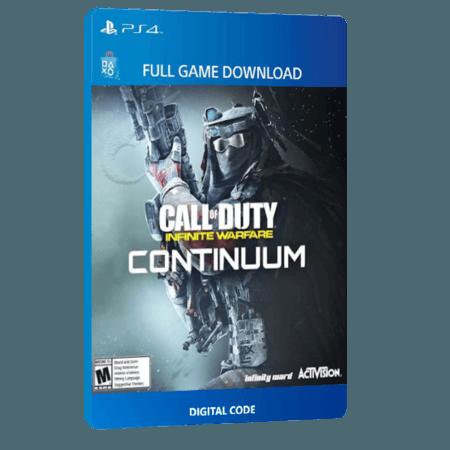 خرید DLC بازی دیجیتال Call of Duty Infinite Warfare Continium