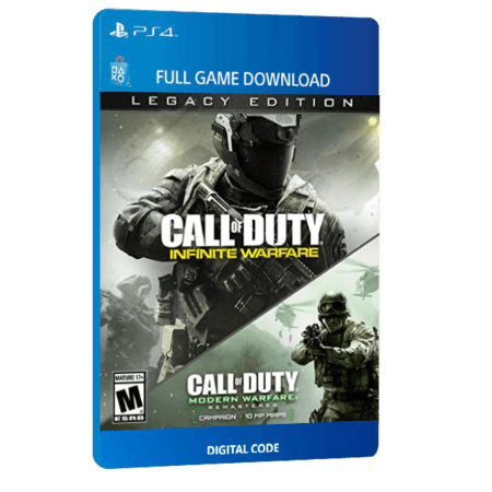 خرید بازی دیجیتال Call of Duty Infinite Warfare Legacy Edition