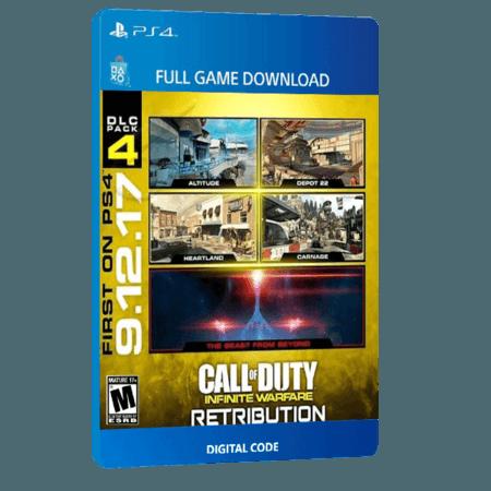 خرید بازی دیجیتال Call of Duty Infinite Warfare Retribution