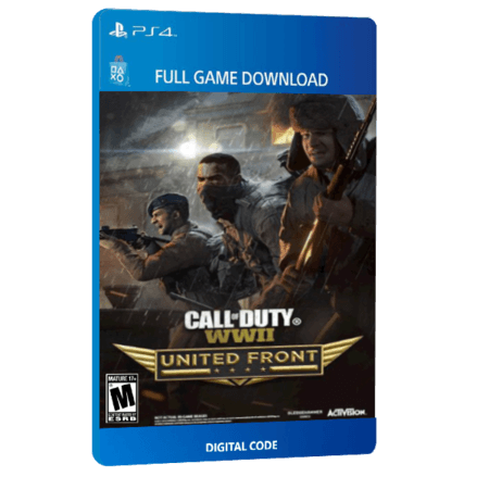 خرید DLC بازی دیجیتال Call of Duty WWII United Front DLC Pack 3