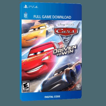 خرید بازی دیجیتال Cars 3 Driven to Win