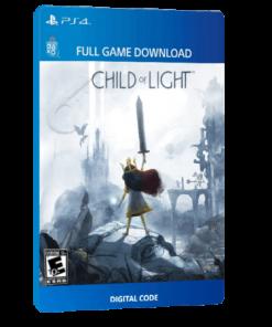 خرید بازی دیجیتال Child of Light