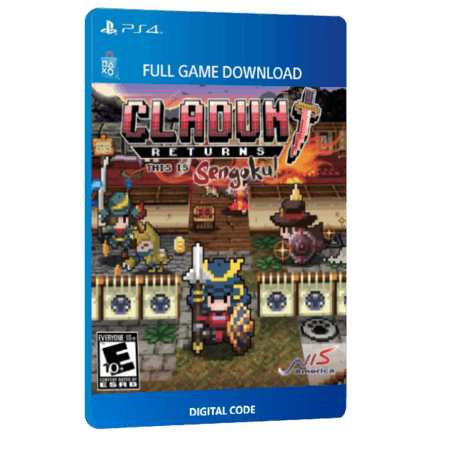 خرید بازی دیجیتال Cladun Returns This Is Sengoku