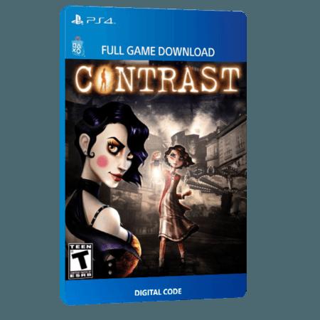 خرید بازی دیجیتال Contrast
