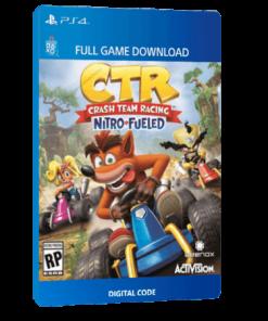 خرید بازی دیجیتال Crash Team Racing Nitro Fueled