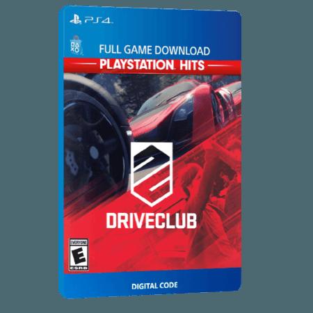 خرید بازی دیجیتال DRIVECLUB برای PS4