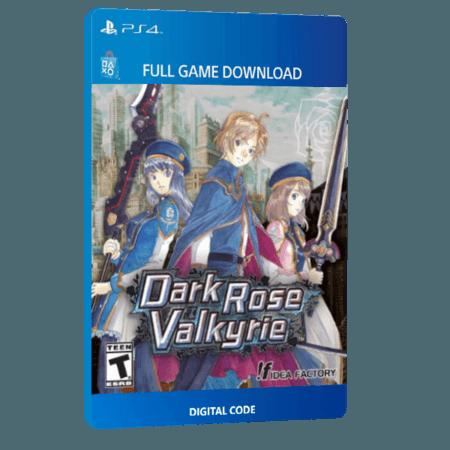 خرید بازی دیجیتال Dark Rose Valkyrie