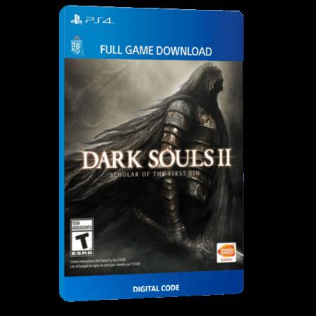 خرید بازی دیجیتال Dark Souls II Scholar of the First Sin