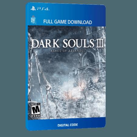خرید بازی دیجیتال Dark Souls III Ashes of Ariandel برای PS4