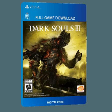 خرید بازی دیجیتال Dark Souls III برای PS4