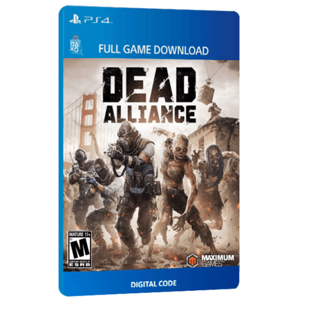 خرید بازی دیجیتال Dead Alliance برای PS4