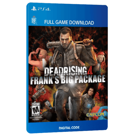 خرید بازی دیجیتال Dead Rising 4 Frank's Big Package