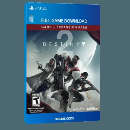 خرید بازی دیجیتال Destiny 2 Game + Expansion Pass
