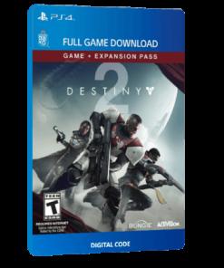 خرید باندل بازی های دیجیتال Destiny 2 + Expansion Pass Bundle