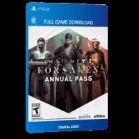 خرید بازی دیجیتال Destiny 2 Forsaken Annual Pass