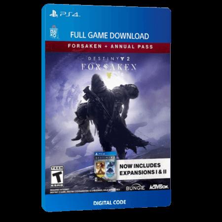 خرید بازی دیجیتال Destiny 2 Forsaken + Annual Pass