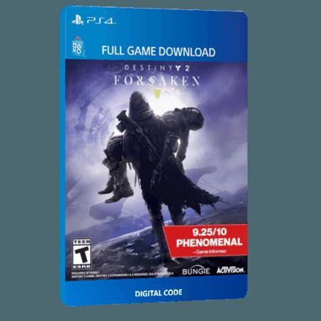 خرید بازی دیجیتال Destiny 2 Forsaken