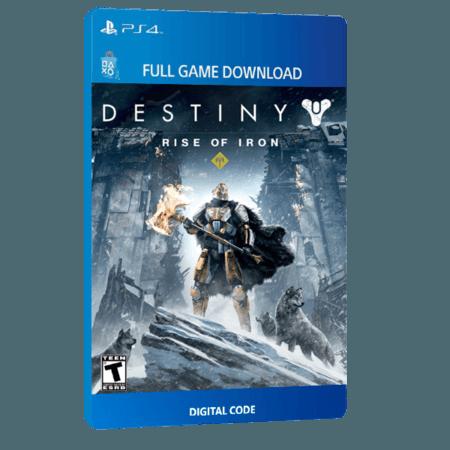 خرید بازی دیجیتال Destiny Rise of Iron
