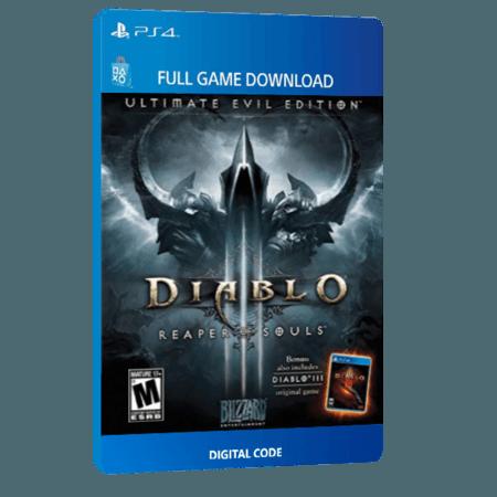 خرید بازی دیجیتال Diablo III Ultimate Evil Edition برای PS4