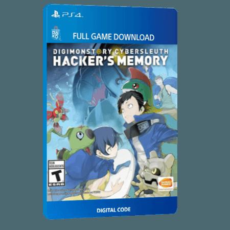 خرید بازی دیجیتال Digimon Story Cyber Sleuth Hackers Memory برای PS4