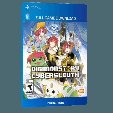 خرید بازی دیجیتال Digimon Story Cyber Sleuth برای PS4