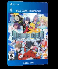 خرید بازی دیجیتال Digimon World Next Order برای PS4