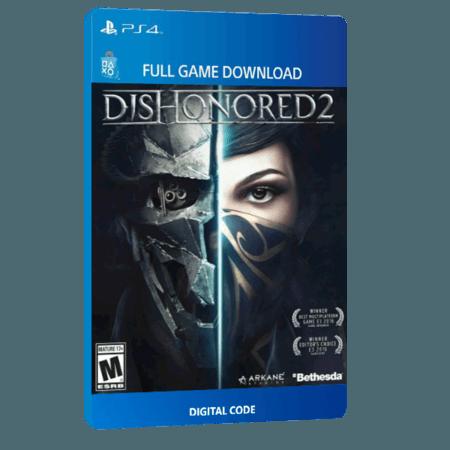 خرید بازی دیجیتال Dishonored 2 برای PS4