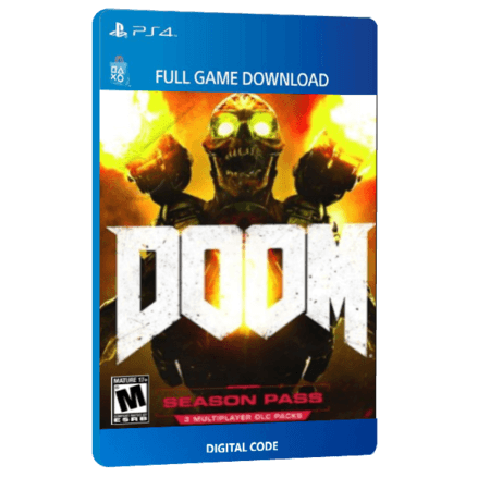خرید DLC بازی دیجیتال Doom Season Pass