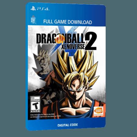 خرید بازی دیجیتال Dragon Ball Xenoverse 2 برای PS4