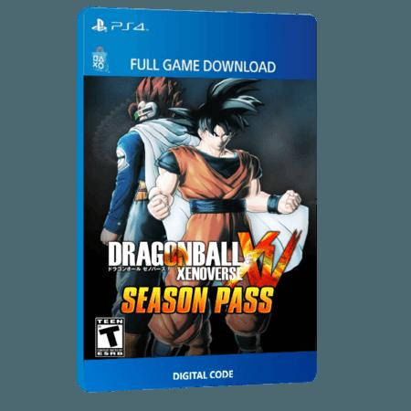 خرید Bundle دیجیتال بازی دیجیتال Dragonball Xenoverse + Season Pass برای PS4