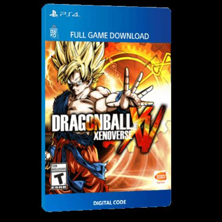 خرید بازی دیجیتال Dragonball Xenoverse برای PS4