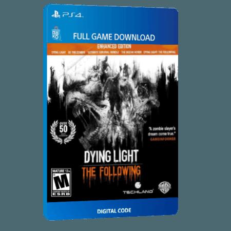 خرید بازی دیجیتال Dying Light The Following Enhanced Edition برای PS4
