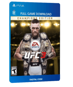 خرید بازی دیجیتال EA Sports UFC 3 Champions Edition