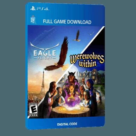 خرید بازی های دیجیتال Eagle Flight & Werewolves Within VR Bundle