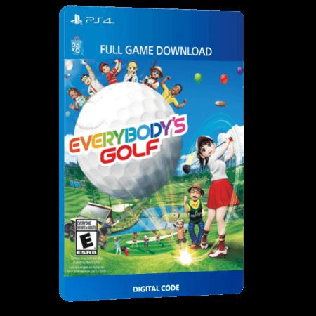 خرید بازی دیجیتال Everybody's Golf