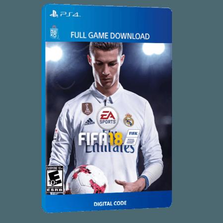 خرید بازی دیجیتال FIFA 18 برای PS4