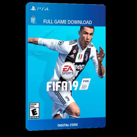 خرید بازی دیجیتال FIFA 19 برای PS4