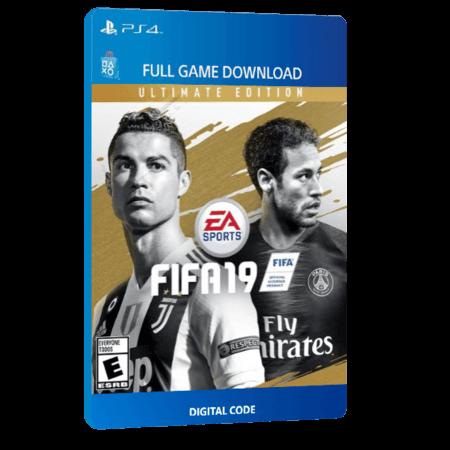 خرید بازی دیجیتال FIFA 19 Ultimate Edition برای PS4