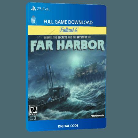 خرید DLC بازی دیجیتال Fallout 4 Far Harbor DLC