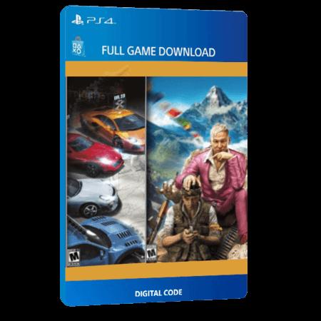 خرید باندل بازی های دیجیتال Far Cry 4 and The Crew Gold Edition Bundle