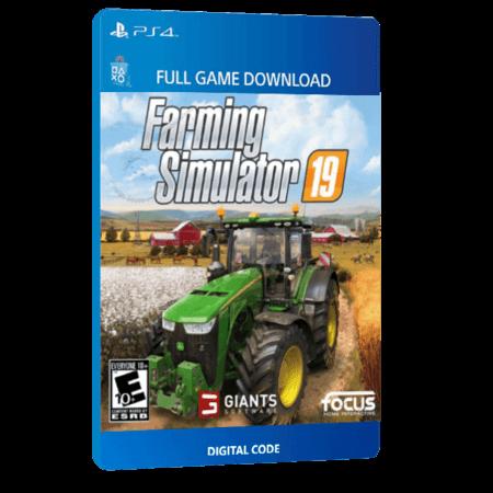 خرید بازی دیجیتال Farming Simulator 19