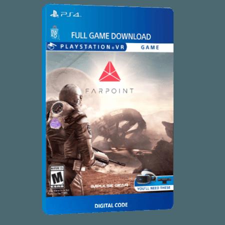 خرید بازی دیجیتال Farpoint VR