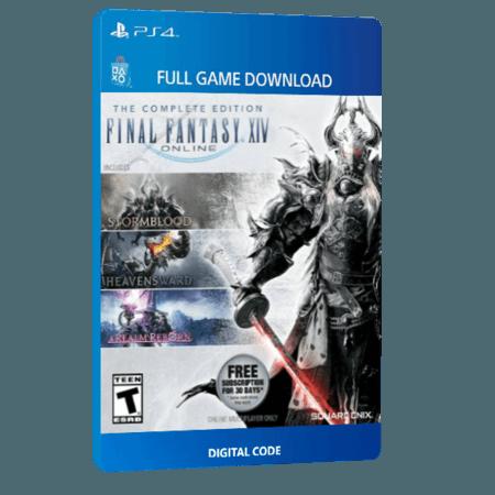 خرید بازی دیجیتال Final Fantasy XIV Online Complete Edition برای PS4